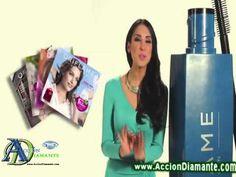 Cynthia Urias, Presentando a Oriflame  http://www.AccionDiamante.com