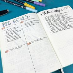 """Gefällt 3,095 Mal, 35 Kommentare - Kara  Boho Berry (@boho.berry) auf Instagram: """"About to do some brainstorming to complete my 2017 Big Goals spread! I like to break my goals down…"""""""