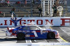 "Sadler wins Xfinity race at Darlington: ""This is for Dale Jr."""