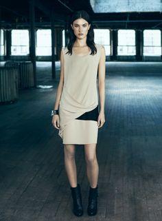 ALLSAINTS Spring 2014. Womenswear. Look 19. #ALLSAINTSNYFW