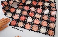 Crochet Granny, Filet Crochet, Crochet Stitches, Crochet Patterns, Lace Vest, Cross Stitch Designs, Decoupage, Vest Coat, Craft
