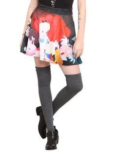 Amazon.com: Disney Alice In Wonderland Skirt