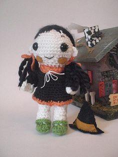 Wendy the Witch 1 by KawaiiGurumi, via Flickr