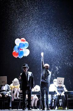 Deutsches Theater Berlin - Tales from the Vienna Woods (Geschichten aus dem Wiener Wald), by Ödön von Hórvath