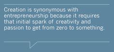 ABCs of Entrepreneurship = Always Be Creating   Stanford Graduate School of Business