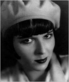 Net Photo: Louise Brooks: Image ID: . Pic of Louise Brooks - Latest Louise Brooks Image. Louise Brooks, Hollywood Scenes, Classic Hollywood, Old Hollywood, Hollywood Stars, Hollywood Actresses, Kansas, Lost Girl, Silent Film Stars