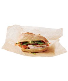 Asian Turkey Sandwich with Hoisin Mayonnaise  http://www.realsimple.com/food-recipes/browse-all-recipes/asian-turkey-sandwich-hoisin-mayonnaise-00000000056373/index.html