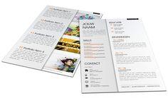 Portfolio CV format 403. Volledig in Microsoft Word voor elke functie zelf aan te passen.