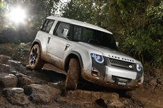 """new"" Land Rover Defender"