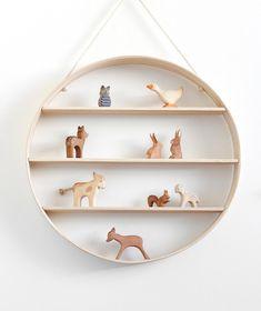 Mini trend: Shelf hot l Wall shelf ideas l Wall shelf trend