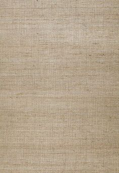 Schumacher Grasscloth Wallpaper - Suwon Sisal Champagne | Covet Living