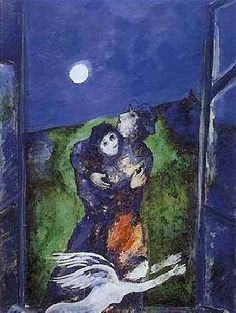 marc chagall.......beautiful art /can be seen in Nice France :)
