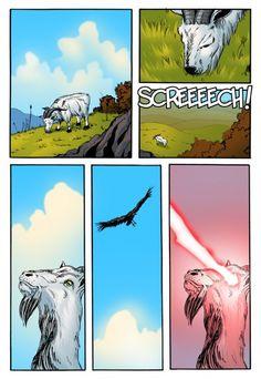 Laser Goat