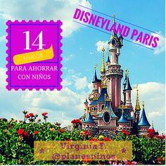 El parque más deseado sin duda por todo niño: Disneyland París es de los mayores atractivos de Europa para las familias. Los niños ven las películas Disney, quieren convertirse en sus personajes fa...