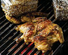 Tuscan−Style Chicken Under a Brick (Pollo al Mattone)