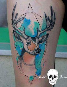 Watercolor-Tattoo-010-Simona Borstnar