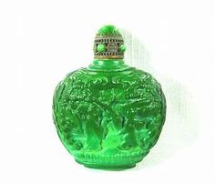 Vintage Perfume Bottles Green Shop Collectibles Online Daily