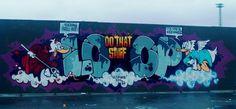 Suvilahden graffitiaita