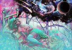 Sleep by Mai-Ja