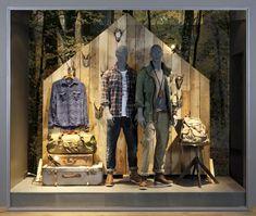 Retail Design by Jelly Keung at Coroflot.com