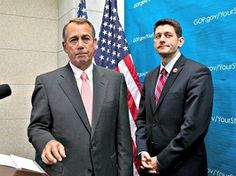 "Paul Ryan Would be ""Boehner on Steroids"""