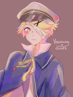 OMG YESSSSSSSSS AT LAST A VOCALOID AND MM CROSSOVER OLIVER IS THE REASON I PLAYED YOOSUNG'S ROUTE LOLOLOLO;
