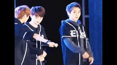 Sometimes I think that Xiumin is so cute and little but then I remember that he's 25
