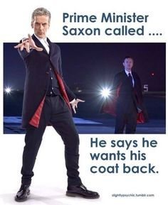 All Things Geeky   Found on Facebook via Doctor Who Hub.