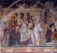 Presentation of Mary of Protat - イコン - Wikipedia