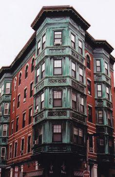 North End, Boston, MA via istillshootfilm