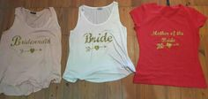 Graphic Tank, Mother Of The Bride, Printed Shirts, Onesies, Geek Stuff, Bridesmaid, Tank Tops, Clothing, Kids
