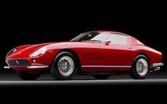 Os clássicos da Ferrari mais caros de 2014 Carros Clássicos