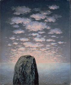 """iosonorockmaballoiltango: """"René Magritte – Il ballo in maschera, 1958 """""""