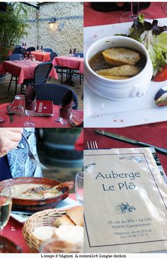 Food on the Canal du Midi  http://www.leboat.com/vacations/destinations/france/canal-du-midi