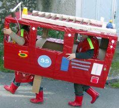 firetruck #diy #crafts