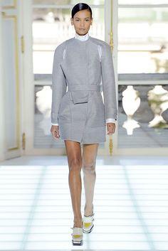 Balenciaga Fall 2010 Ready-to-Wear Fashion Show - Liya Kebede
