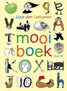 Mooi Boek | Joke van Leeuwen - Zilveren Griffel 2016 (vanaf 6 jaar)