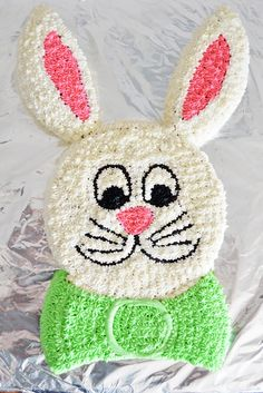 16 Easy Easter Cakes that your Guests would be Dying to Bake - Recipe Magik Easter Cake Easy, Easy Easter Recipes, Easter Bunny Cake, Easter Cupcakes, Bunny Cakes, Desserts Ostern, Kid Desserts, Easter Desserts, Cake Designs For Kids