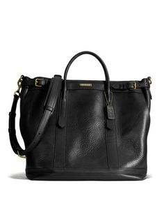 COACH - Billy lead Pebble Leather Tote Hero