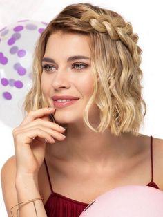 17 Besten Frisuren Bilder Auf Pinterest Hairstyle Ideas Ponytail