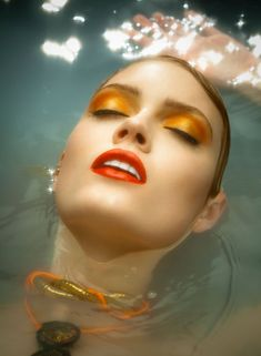 Isabelle G by Shayne Laverdière in 'Deep Waters' for Fashion Gone Rogue