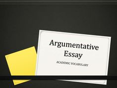 How do I write a argument essay in third person using the toulmin method of argumentation?