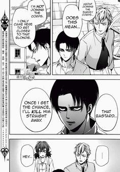 Read manga Shingeki no Kyojin Gaiden - Kuinaki Sentaku Vol.001 Ch.002: One Arrow online in high quality