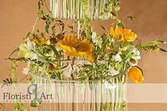 Andreea Stor , Floristiq Art Glass Vase, Decor Ideas, Floral, Plants, Design, Home Decor, Art, Objects, Art Background