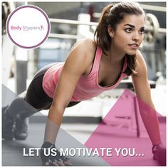 Let us motivate you… to get in the best shape of your life!  #BodyShapersFitness #youridealbody #fitnesstraining #personaltrainer #dreambody