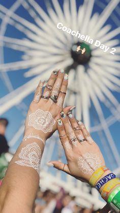 Coachella hand metallic tattoo details Metal Tattoo, Coachella, Rolex Watches, Metallic, Detail, Tattoos, Accessories, Fashion, Moda