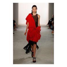 Look 3 #springsummer18 #mbfwb #ioanaciolacu Spring Summer 2018, Business Fashion, Runway, Women Wear, 18th, Fashion Designers, Berlin, How To Wear, Dresses