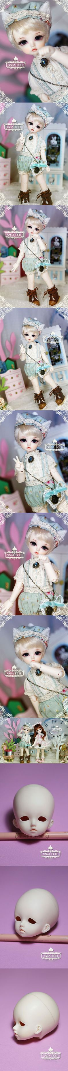 BJD Bobby COCO 26cm Girl Ball-Jointed Doll