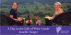 Check out how Jonelle, a full-time Wine Guide, wife, and mom of two, fits Traveling Vineyard into her life. http://www.travelingvineyard.com/guide/19998/2016/05/direct-sales-daily-schedule-jonelle/?utm_source=pinterest&utm_medium=social&utm_campaign=blog-ditl-jonelle-guides
