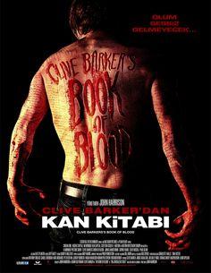 Kan Kitabı – Book of Blood izle | Film izle, sinema izle, online film izle, vizyon film izle